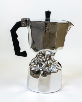 Wrapping Coffee Maker