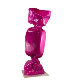 Wrapping Candy Pink